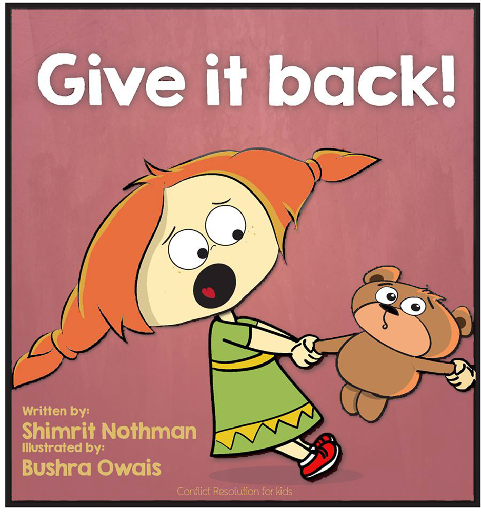 GIve it back! new cover